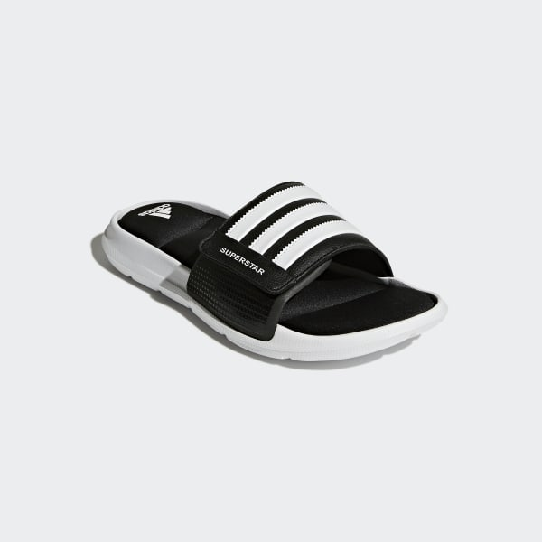 f5510520e56faf adidas Superstar 5G Slides - Black