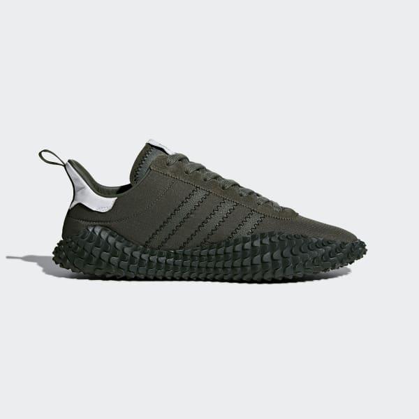 newest 2e4e9 d334e adidas C.P. Company Kamanda Shoes - Green | adidas Canada