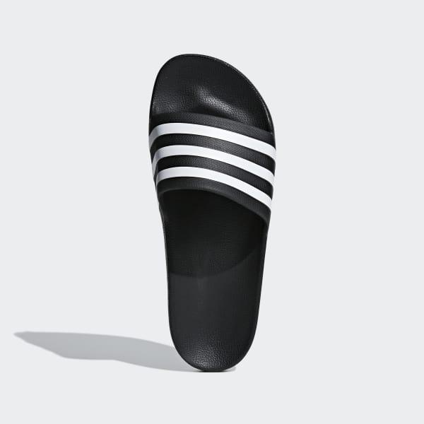 best sneakers 4e0b7 c4cd9 adidas Adilette Aqua Slides - Black  adidas Canada