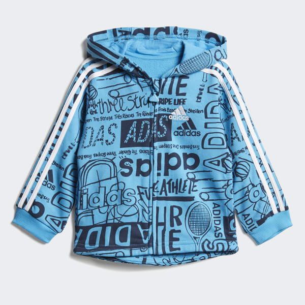 Conjunto Jogger Graphic Fleece