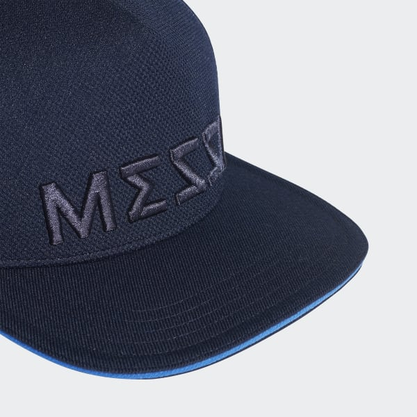 78b64310900 adidas Messi Cap - Blue