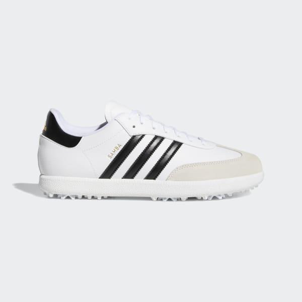 adidas Samba Golf Shoes - White