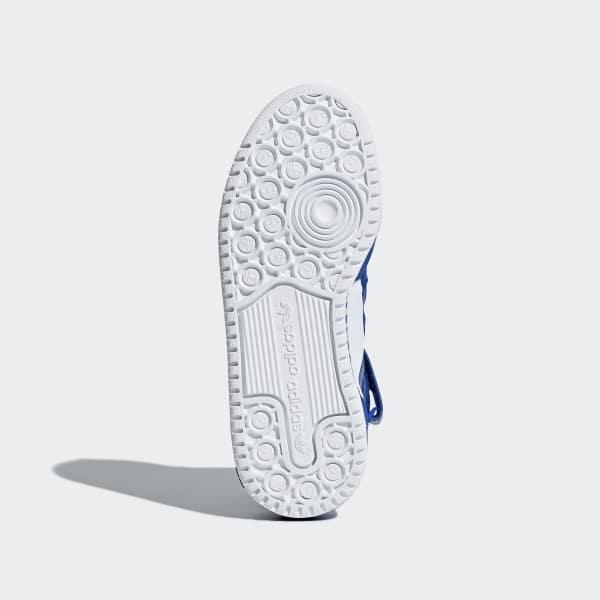 2bdc207a5 Zapatilla Forum Mid - Azul adidas