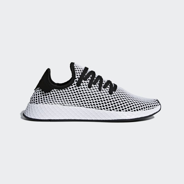 hot sale online 9fdbd c6fc1 adidas Deerupt Runner Shoes - Black  adidas Australia