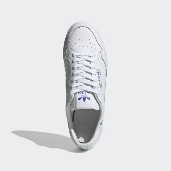 the best attitude f455b 71030 adidas Originals x TfL Continental 80 Shoes - White  adidas