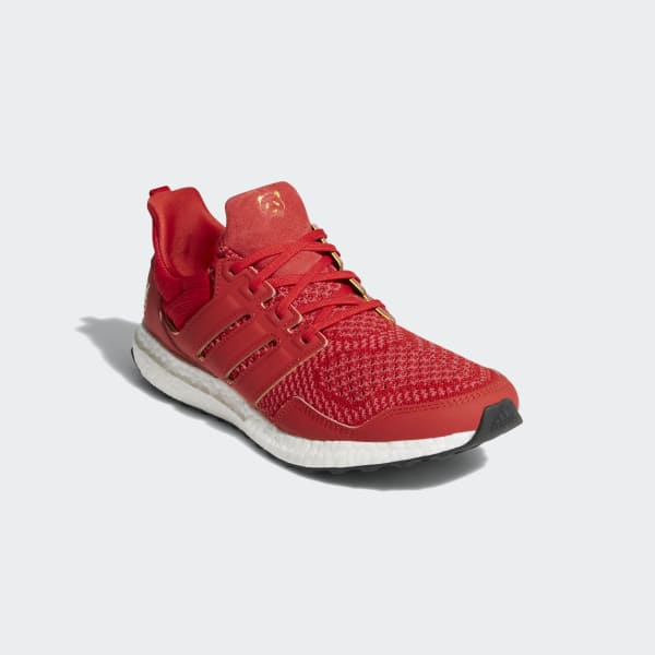 204d4850f adidas Eddie Huang CNY Ultraboost Shoes - Red