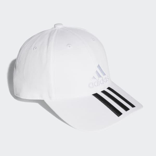 Six-Panel Classic 3-Stripes Şapka