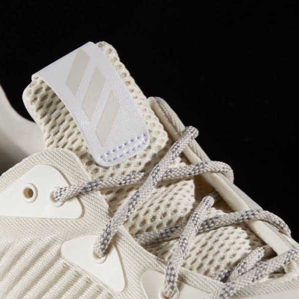 bf36f75f2 adidas Alphabounce EM Shoes - White