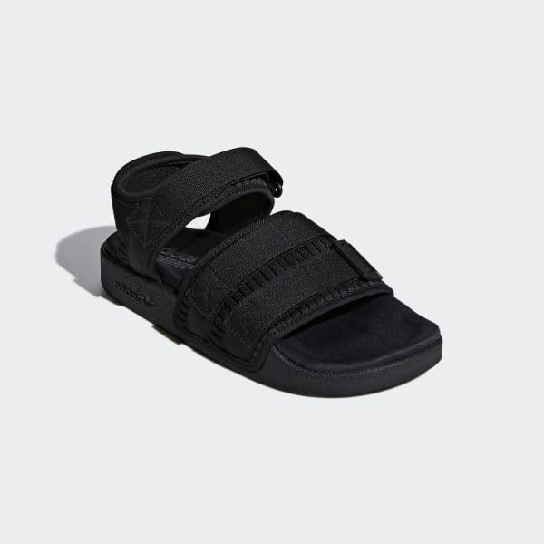 adidas Adilette 2.0 Sandals - Black | adidas Australia
