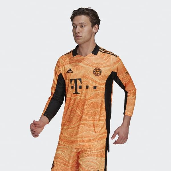 Maglia Goalkeeper 21/22 FC Bayern München