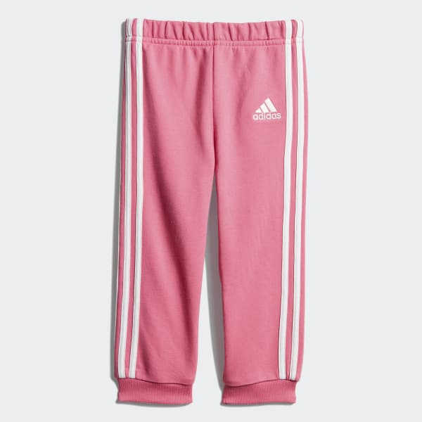 5f0df7a010f37 adidas French Terry Jogger Set - Pink | adidas Belgium