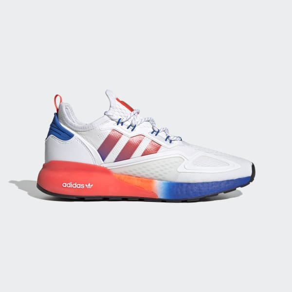 adidas originals baskets zx 2k boost homme
