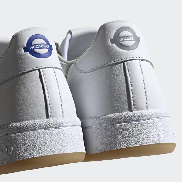 the best attitude 42818 42ea0 adidas Originals x TfL Continental 80 Shoes - White  adidas