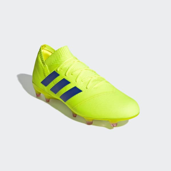 Calzado de Fútbol Nemeziz 18.1 Terreno Firme