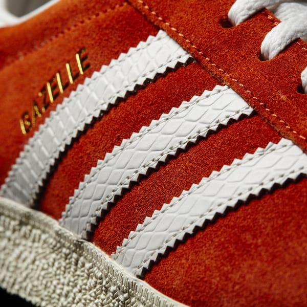fdd01982ef9c adidas Gazelle Shoes - Orange