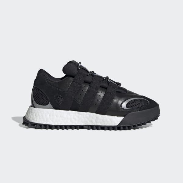 Amabilidad Cerdo comentarista  adidas Originals by AW Wangbody Run Shoes - Black | adidas US