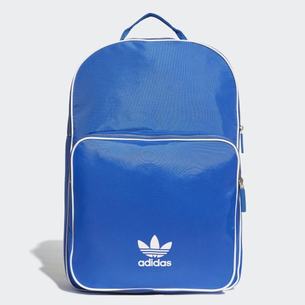 1710fd7efb0b59 adidas Classic Backpack - Blue