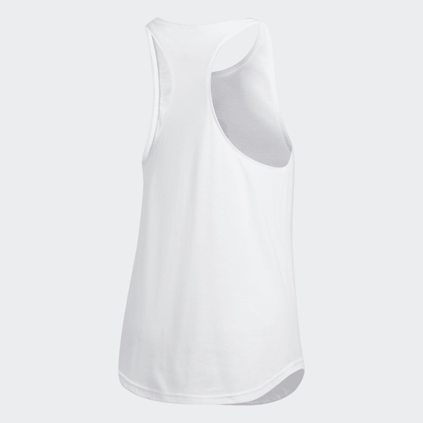 1ea0a9d150 adidas Work In Progress Floral Essentials Tank Top - White | adidas US