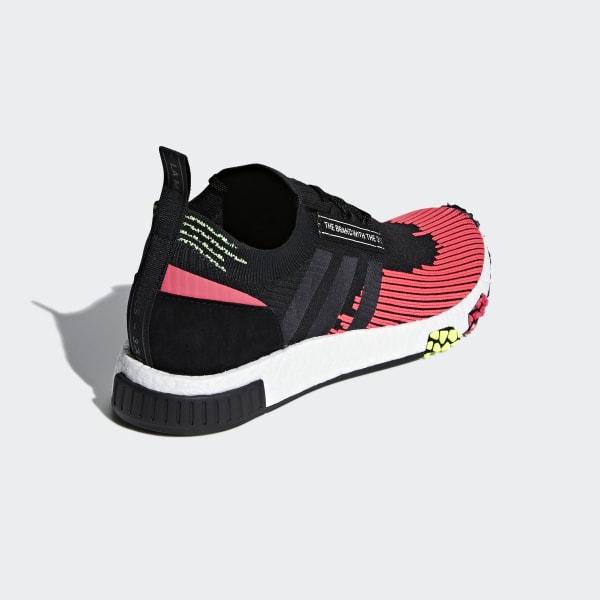 brand new ab2c5 5ff3b adidas NMDRacer Primeknit Shoes - Black  adidas Switzerland