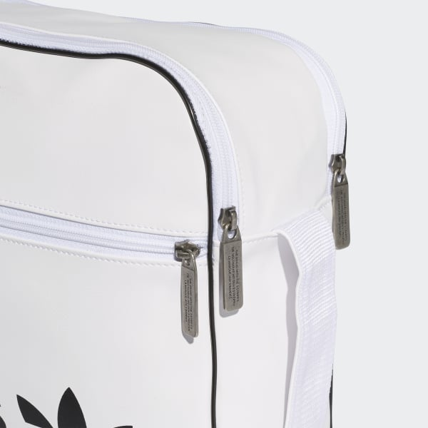 08abc708a8b7 adidas Vintage Airliner Bag - White