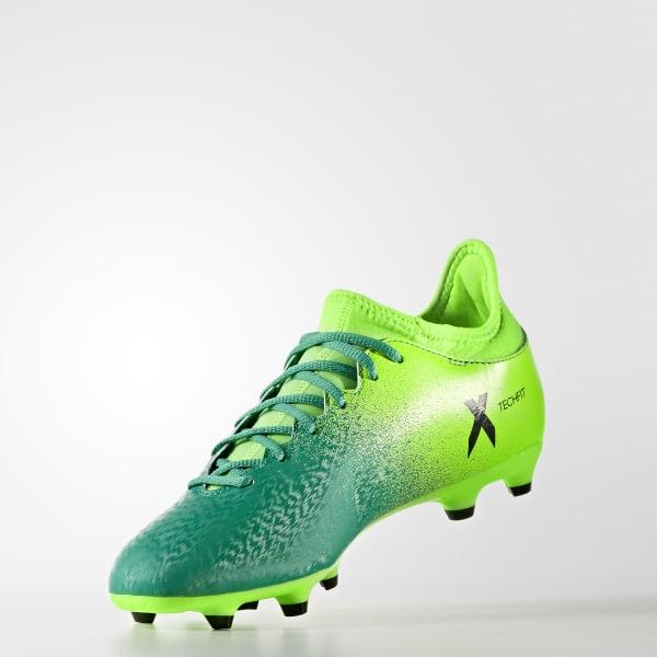 6c64e3f2a7abb Zapatos de fútbol X 16.3 Superficie Firme - Verde adidas