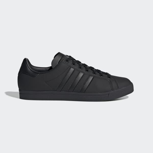 separation shoes huge selection of best supplier adidas Coast Star Shoes - Black | adidas Belgium