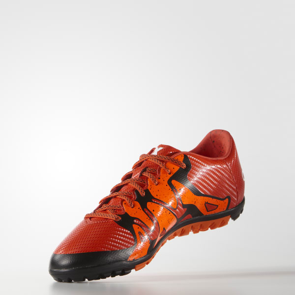 f55c536fe5d12 adidas Calzado para Fútbol X 15.3 Turf - Naranja
