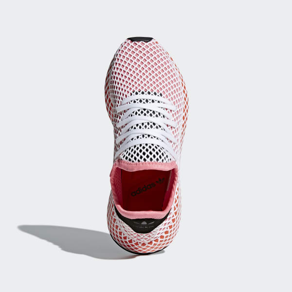 buy online beb5e 3ded1 adidas Deerupt Runner Schuh - Pink  adidas Austria