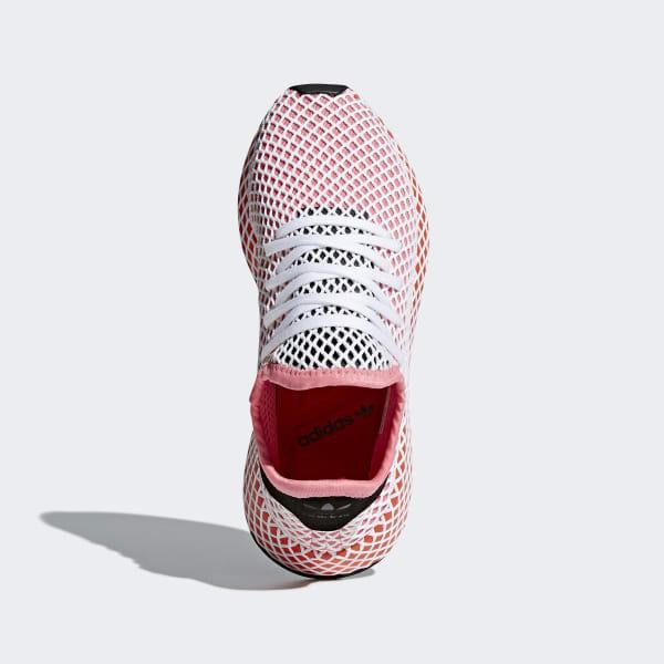 9c4cd7c86a0e1 adidas Deerupt Runner Shoes - Pink