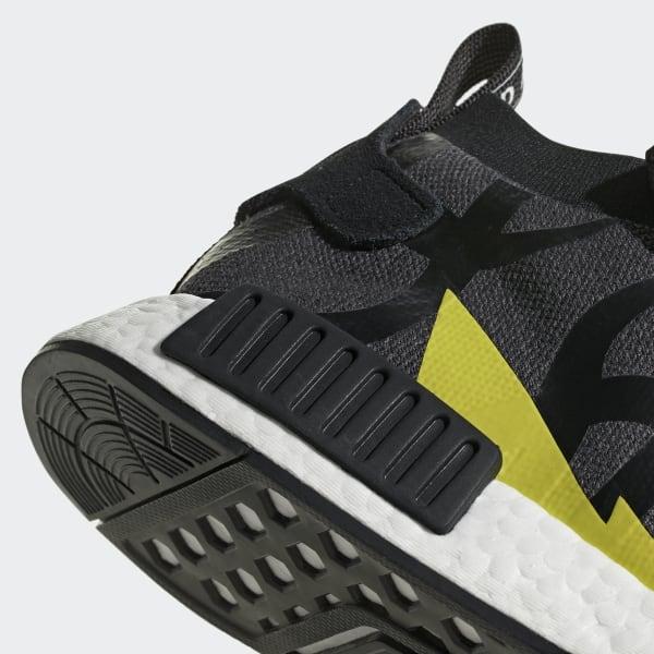 0db26bf112c18 adidas NEIGHBORHOOD BAPE NMD Stealth Shoes - Black