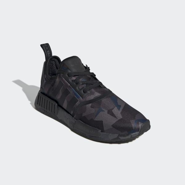 Nmd R1 All Black Shoes Adidas Us