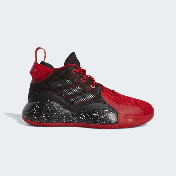 adidas D Rose 773 2020 Shoes - Red