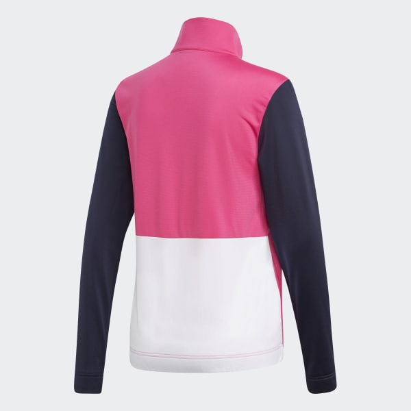 adidas Sudadera Plain Tricot - Rosa  243398d6385