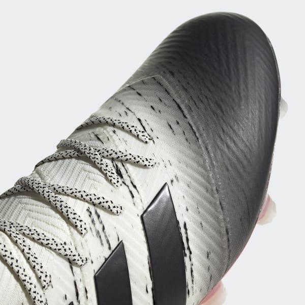 76bf3ea6dd1 adidas Nemeziz 18.1 Firm Ground Boots - Beige