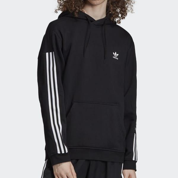 Sweat shirt à capuche Noir adidas | adidas France