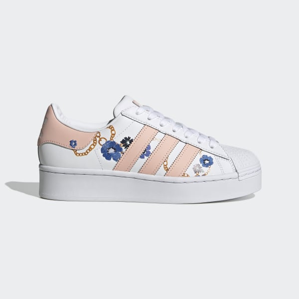 Trascender Respecto a portugués  adidas Superstar Bold Shoes - White | adidas Philipines