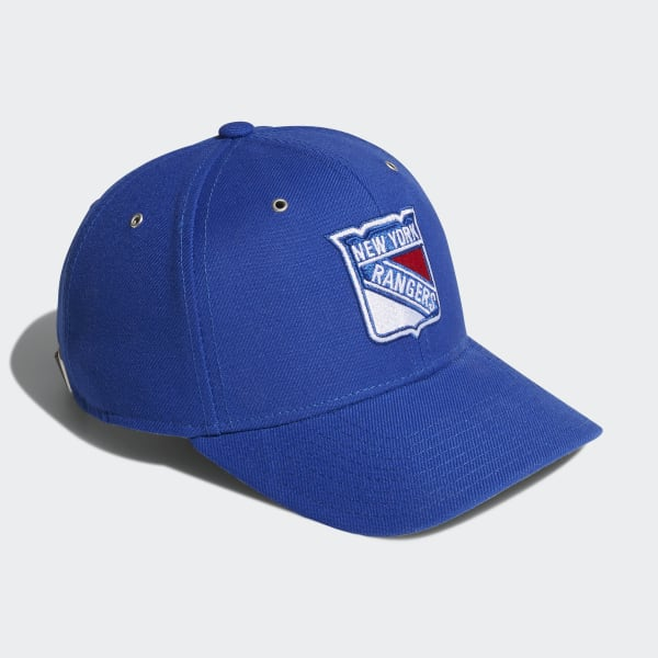 Rangers Adjustable Leather Strap Hat