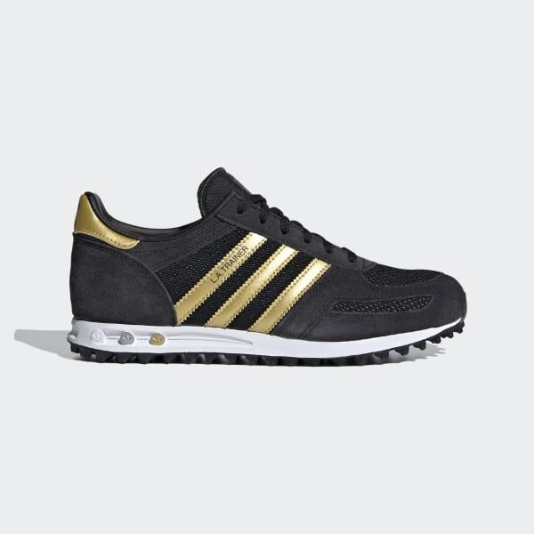 trainer nere adidas