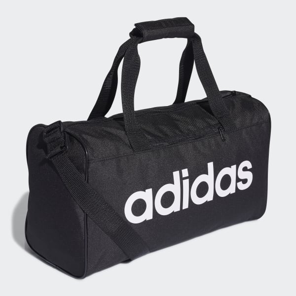 adidas Linear Core Duffel Bag Extra Small - Black  b7d5577379866