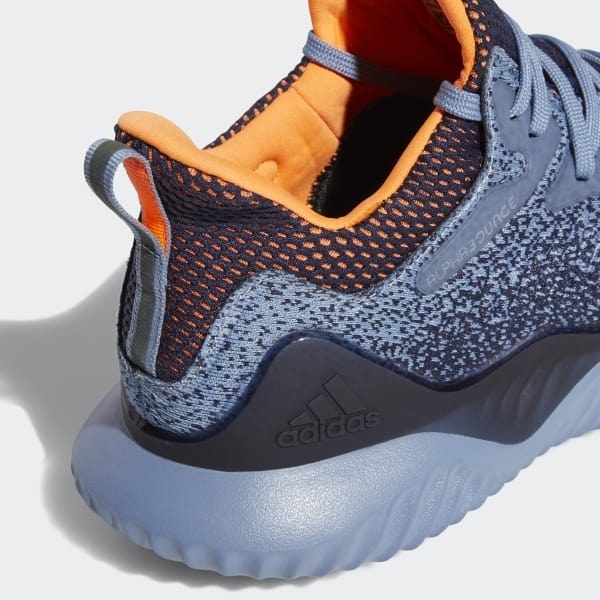adidas Alphabounce Beyond Shoes - Blue   adidas US