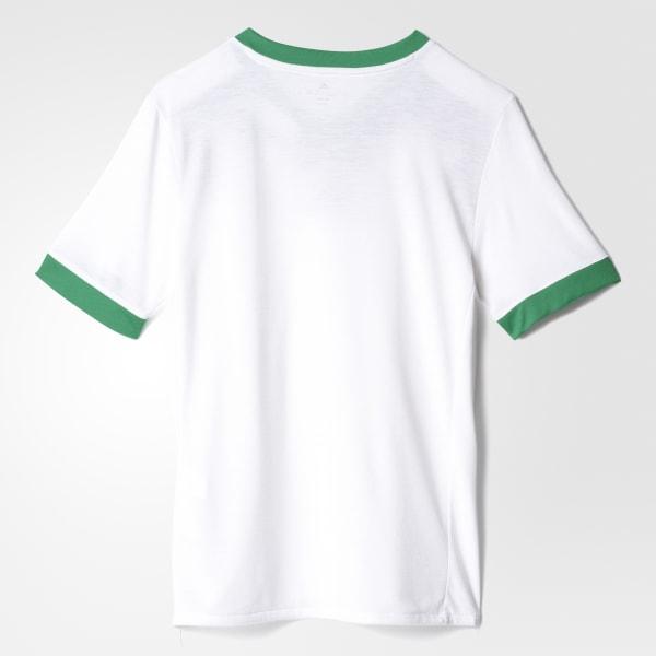 Домашняя предматчевая футболка сборной Мексики