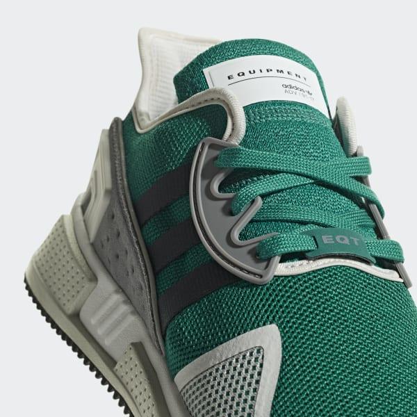 huge discount 5c2cd 9debb adidas EQT Cushion ADV Shoes - Green  adidas UK
