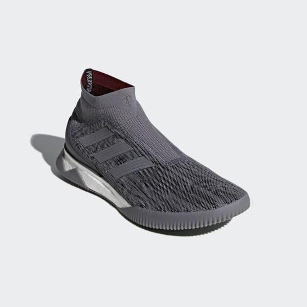 Tênis Paul Pogba Predator 18+ - Vermelho adidas  f0c06bb1fee48