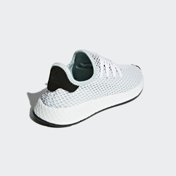 61f860396bf3b adidas Deerupt Runner Shoes - Green