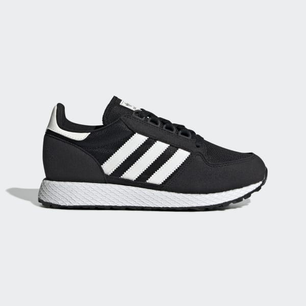 adidas Forest Grove Shoes - Black