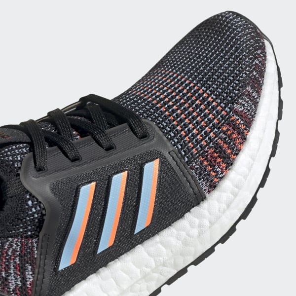 adidas ultra boost 19 glow blue