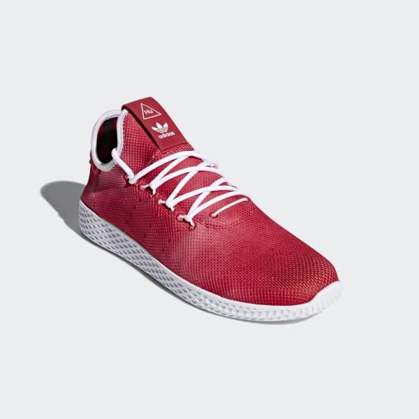 big sale b8042 28e88 adidas Tenis Pharrell Williams Tennis Hu - Rojo   adidas Mexico