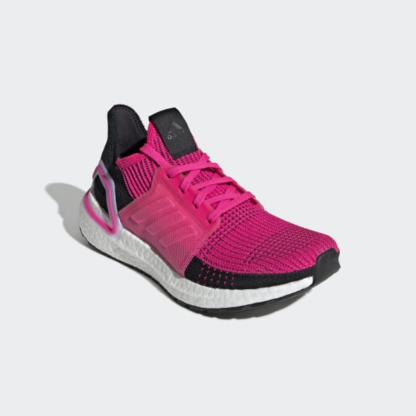 Women's Ultraboost 19 Hot Pink and