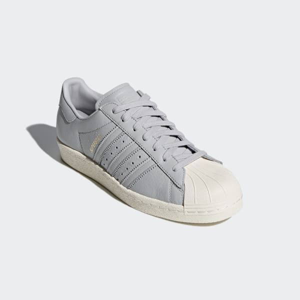 adidas Superstar 80s Shoes Grey   adidas US