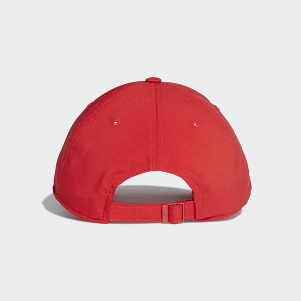 ccac367d993 adidas Classic Six-Panel Lightweight Cap - Red